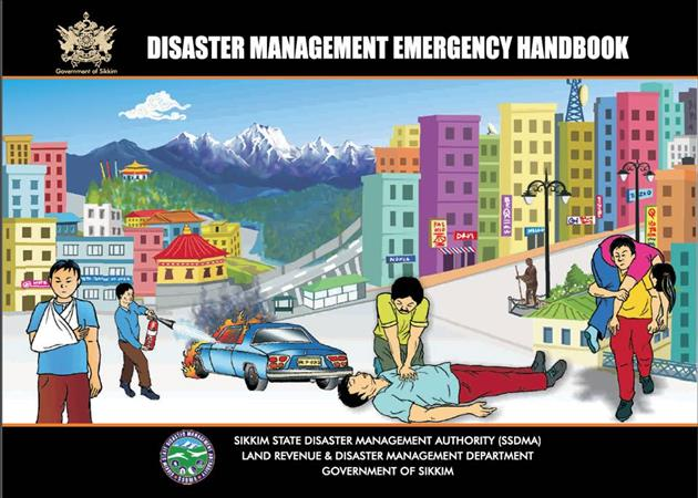 Disaster Management Emergency Handbook
