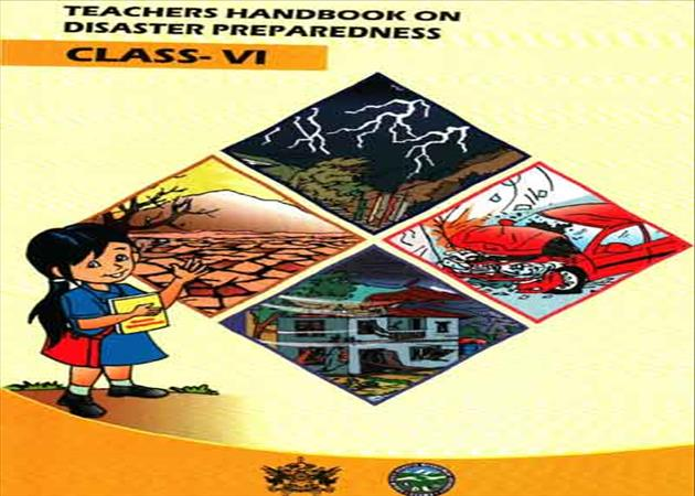 Teacher Handbook on Disaster Preparedness for Class 6