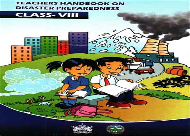 Teacher Handbook on Disaster Preparedness for Class 8
